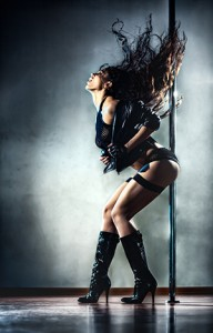 Leather and Lace Party: A Swinger's Delight
