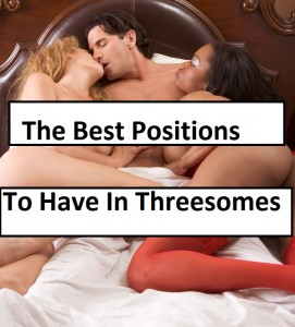 threesome positions best